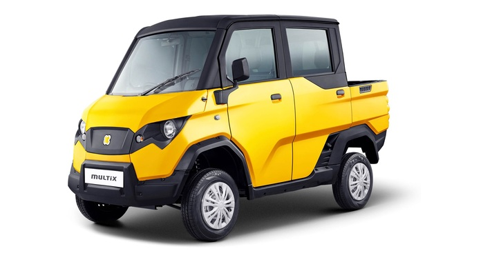 Eicher Polaris Multix compact utility vechicle for rural India portal