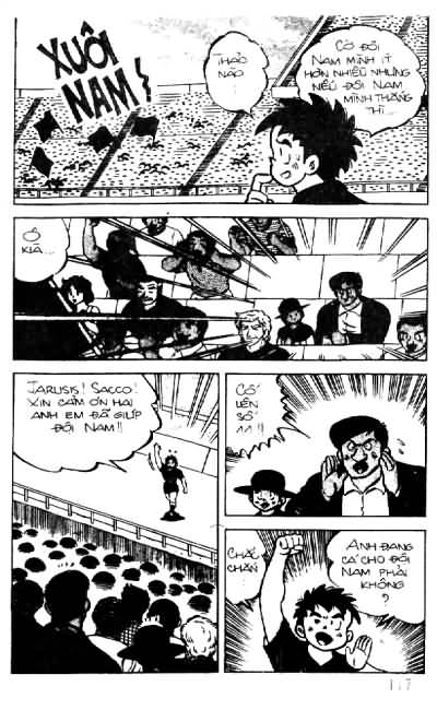 Jindodinho - Đường Dẫn Đến Khung Thành III Tập 26 page 117 Congtruyen24h