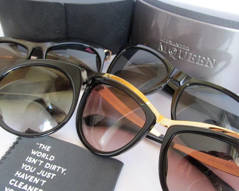 sunglasses to suit each face shape