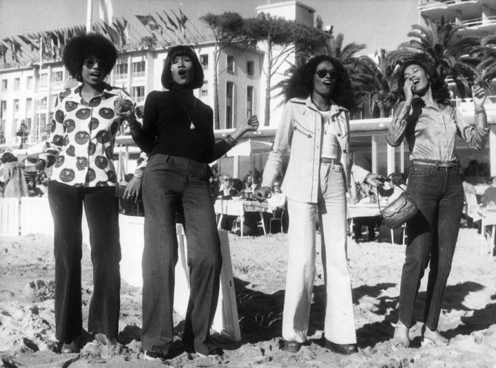 la moda negli anni anni 70