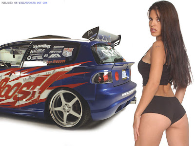 Rally_car_and_sexy_female_models