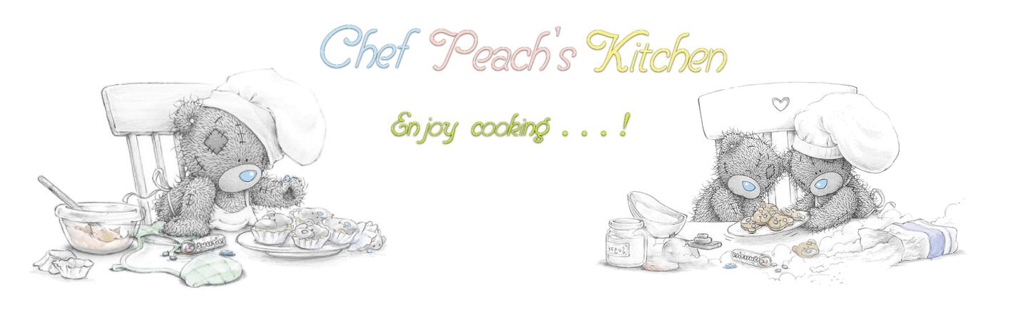 Chef Peach's Kitchen