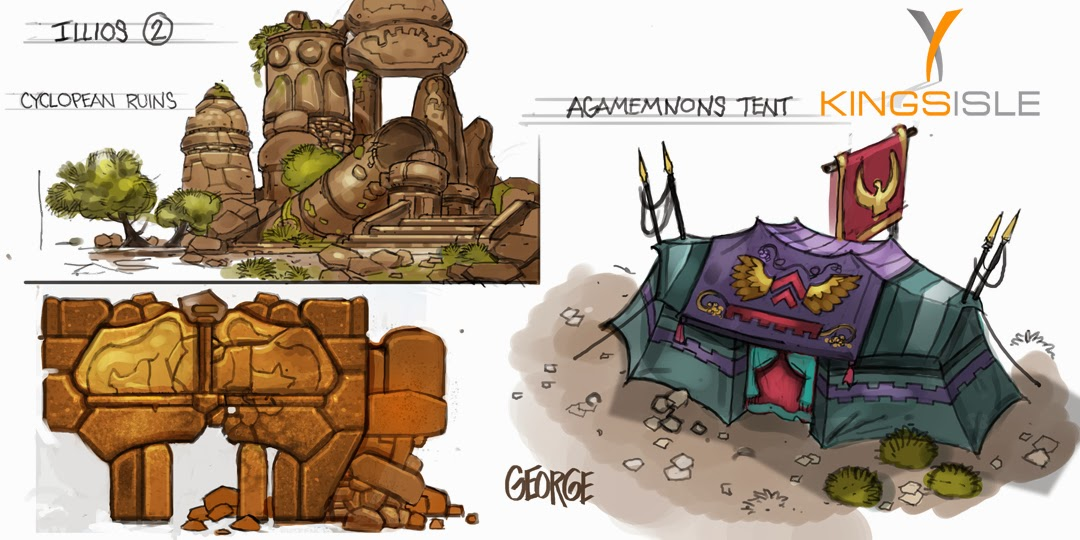Pirate101 Aquila Concept Art