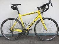Min Bianchi Rynkebycykel