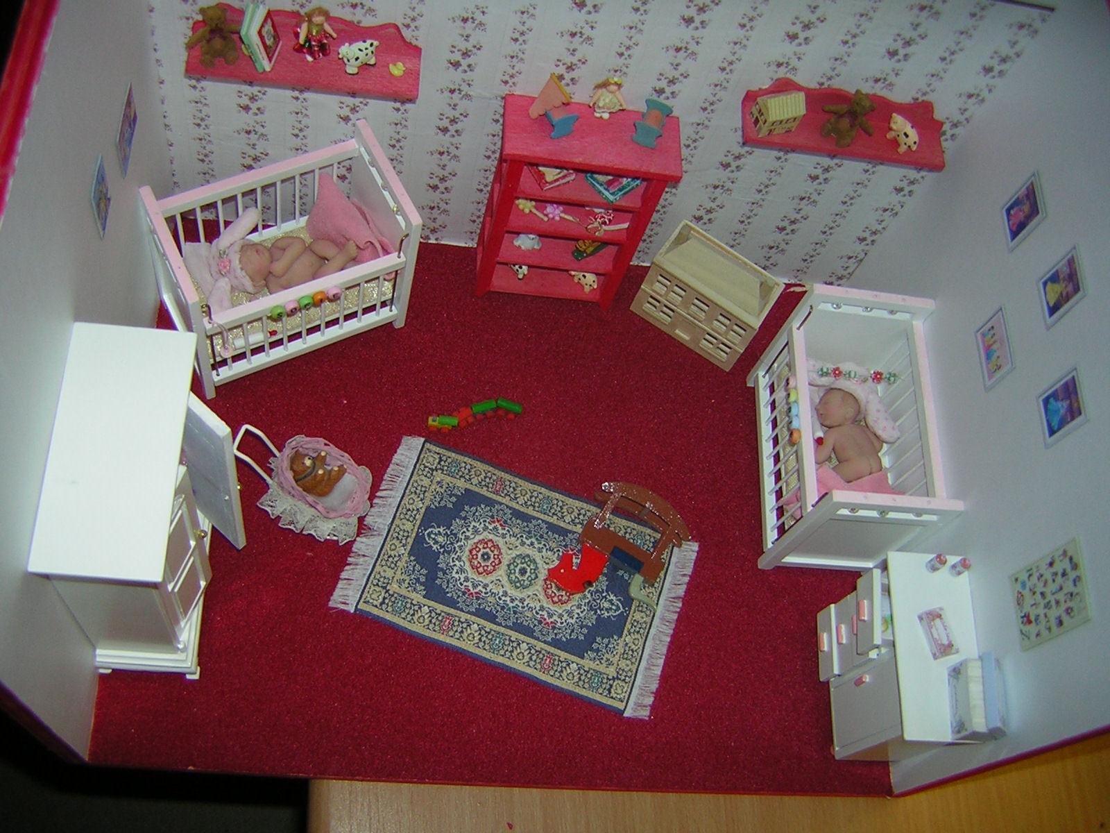 Janas minibücher: kinderzimmer/ children's room
