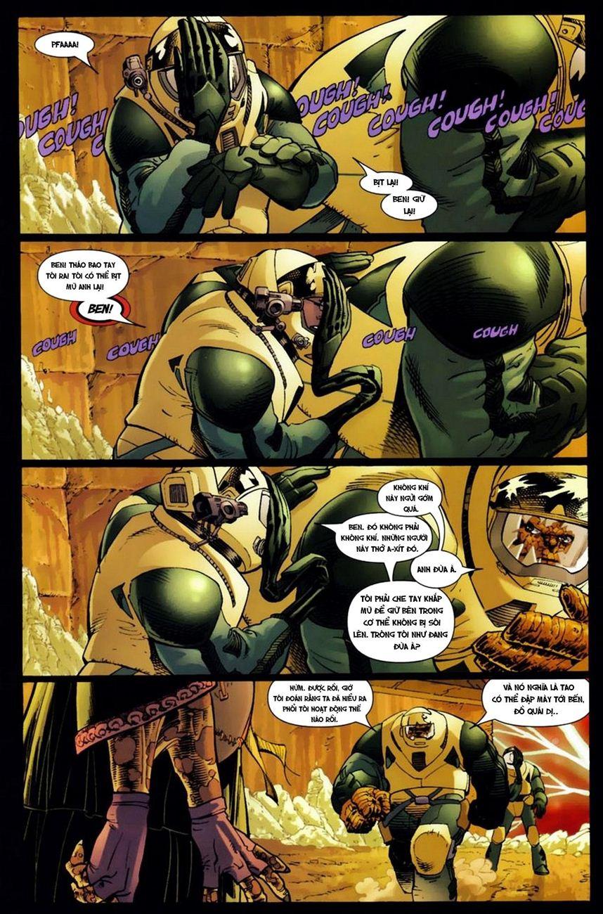 Ultimate Fantastic Four chap 17 - Trang 5