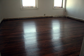 Hardwood Floor Staining, NY