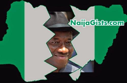 nigeria split jonathan