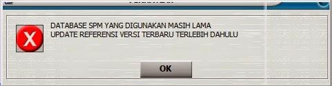 database spm lama