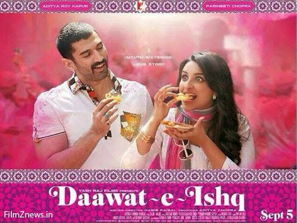 Aditya Roy Kapur's New Look of Daawat-e-Ishq (2014) Movie