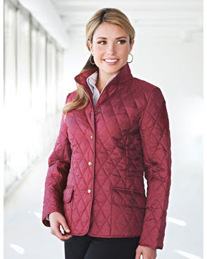 Cozy Quilted Jacket