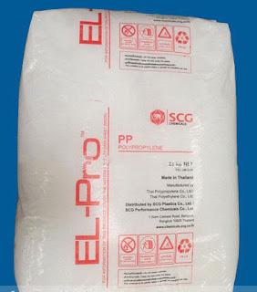 Hạt nhựa PP tráng P756C - El-Pro (Thái Lan)