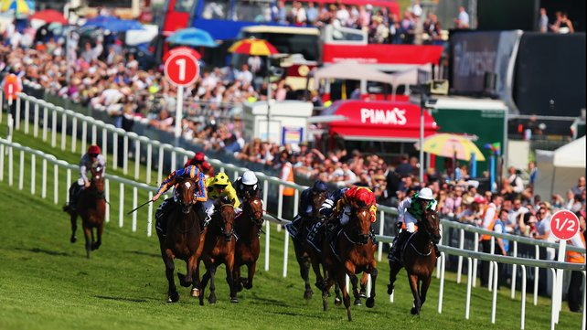 QUALIFY Wins The 2015 Epsom Oak's Tipped By Us At 100/1