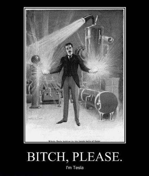 Nikola Tesla un Genio Inigualable!