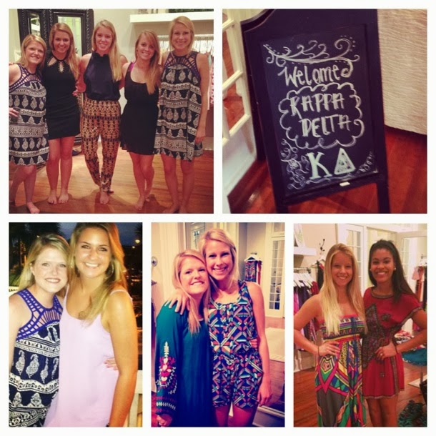 Kappa Delta Event Sassy Shortcake Charleston Boutique