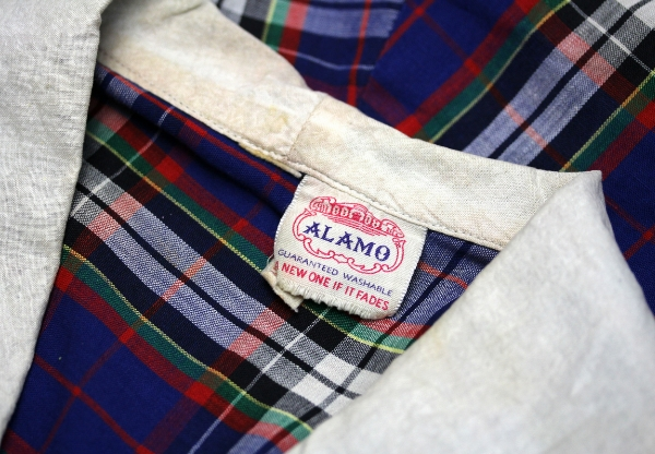 Vintage Label Love #vintage #fashion #label #alamo #dress #1940s