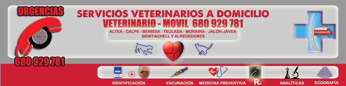 VETMOVIL- Veterinarios Costa Blanca