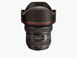 Canon EF 11-24mm f/4L USM ultra wide zoom