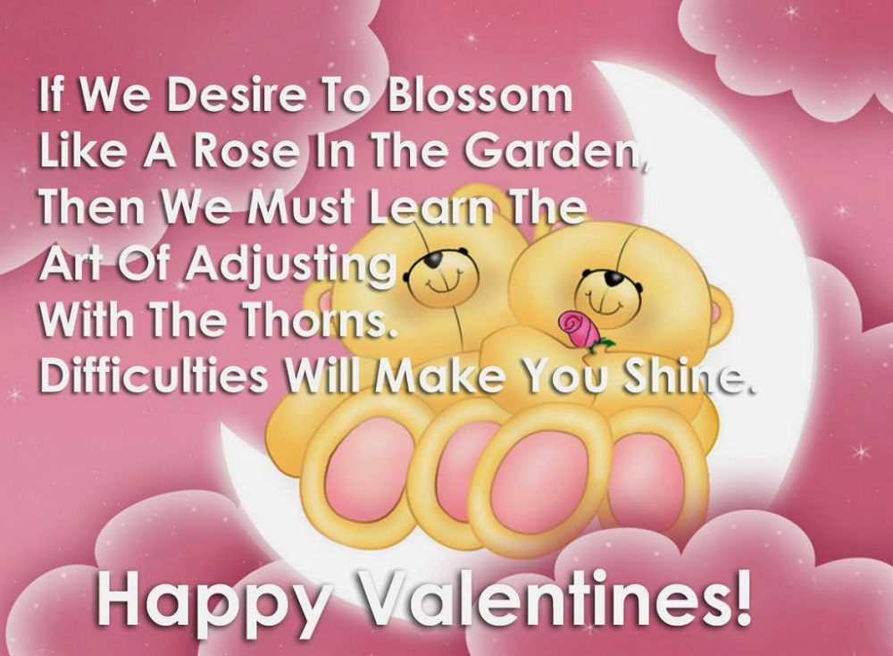 happy valentines day poems