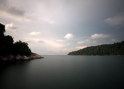 (Malaysia) - Pangkor Island - Pulau Giam