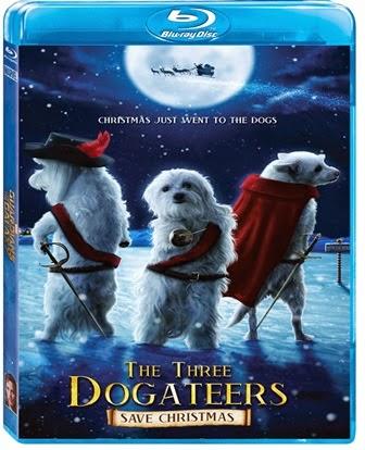 The Three Dogateers 2014 HINDI BRRip