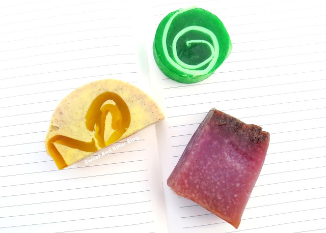 SaND for Soapaholics Soap Review