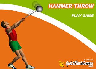 hammer throw screenshot