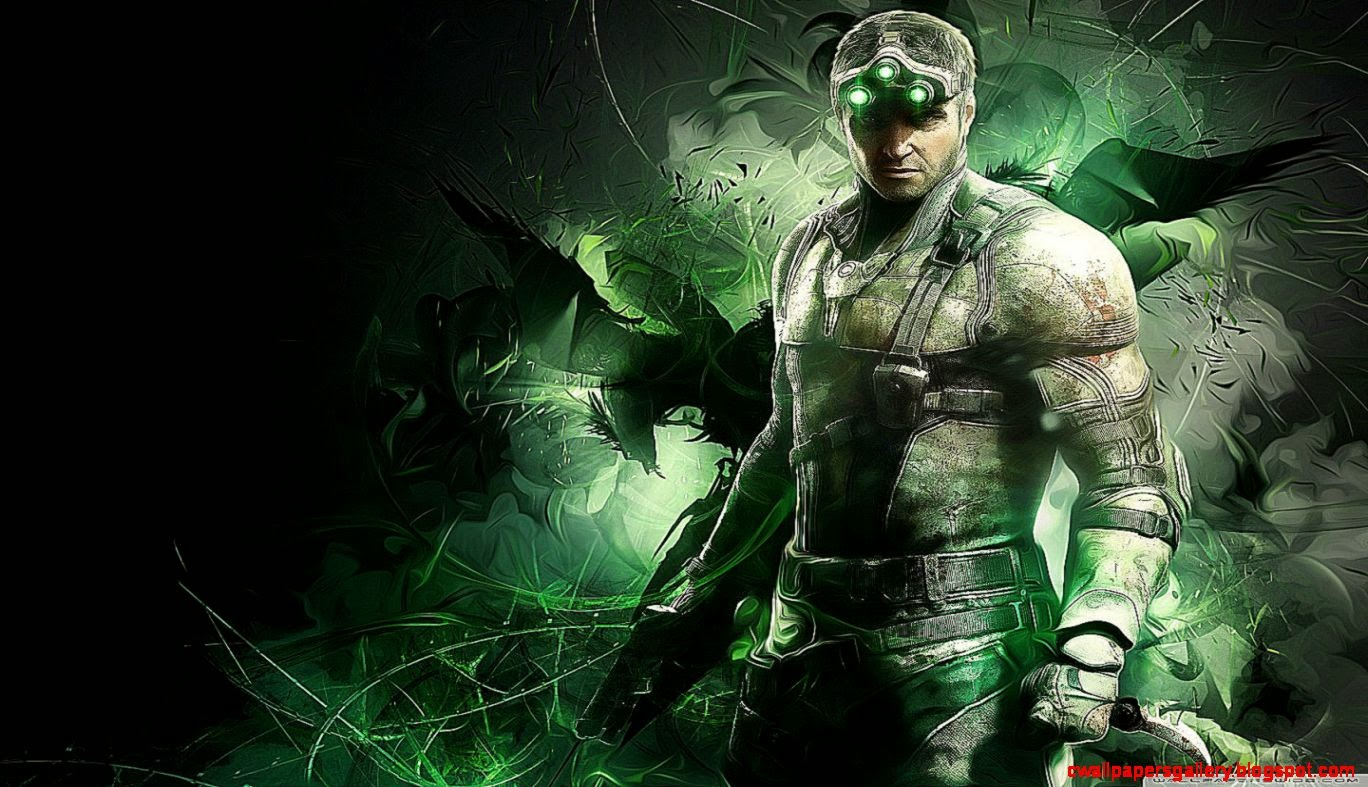 Tom Clancy39s Splinter Cell Blacklist HD desktop wallpaper
