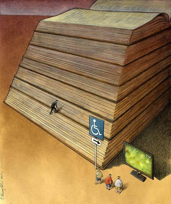 ©Pawel Kuczynski - Ilustración Satírica