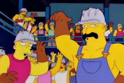 Por que os simpsons o desenho animado mais importante - Homer simpson nu ...