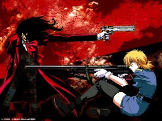 Animes recomendados = Hellsing