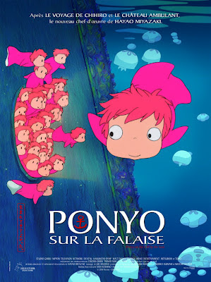 Ponyo On The Cliff By The Sea - Ponyo - Ponyo