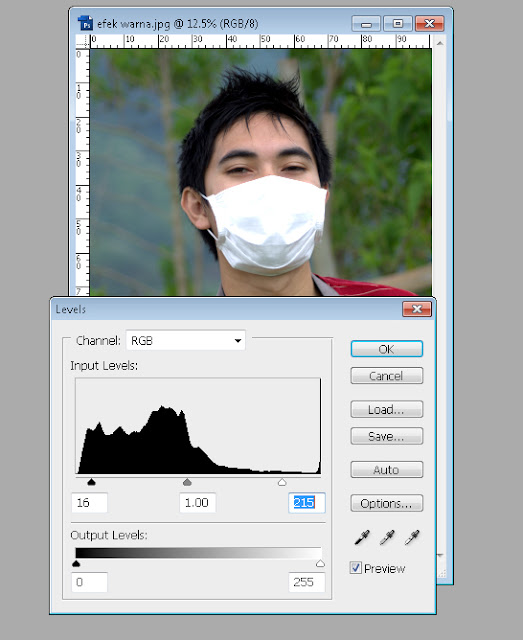 efek+warna2 Efek Photoshop dengan Kombinasi plugin dengan photoshop