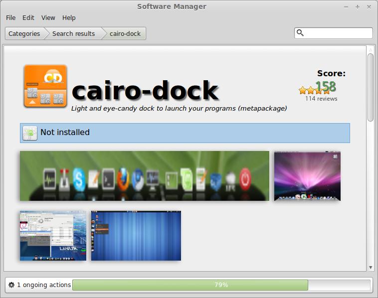 Cairo Dock