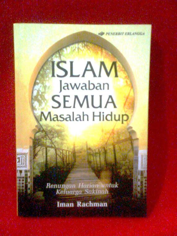 BUKU: Islam Jawaban Semua Masalah Hidup