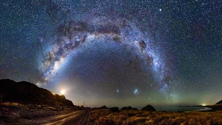 Langit Dunia Tidak Terbatas