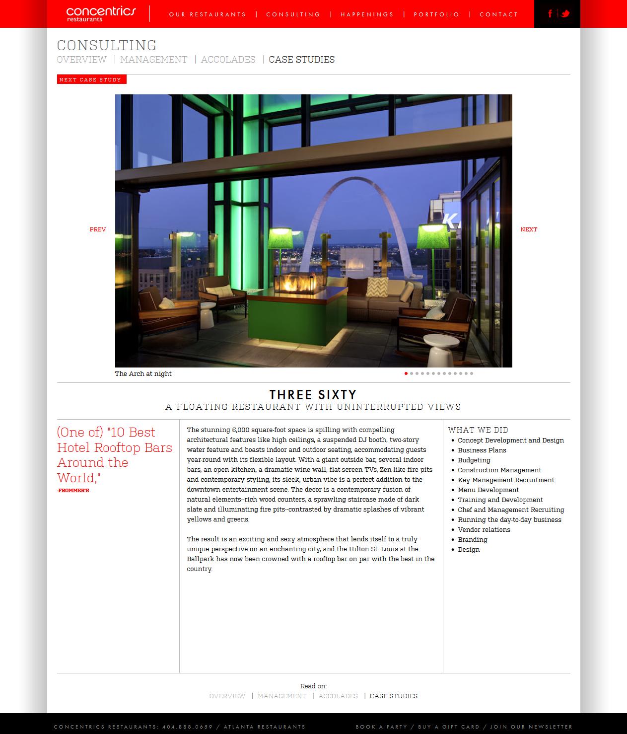 megabytes restaurant case study
