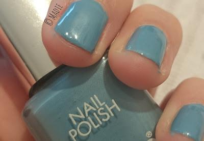 abalico Nail Polish Blau