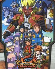 assistir - Digimon Frontier - Episódios - online