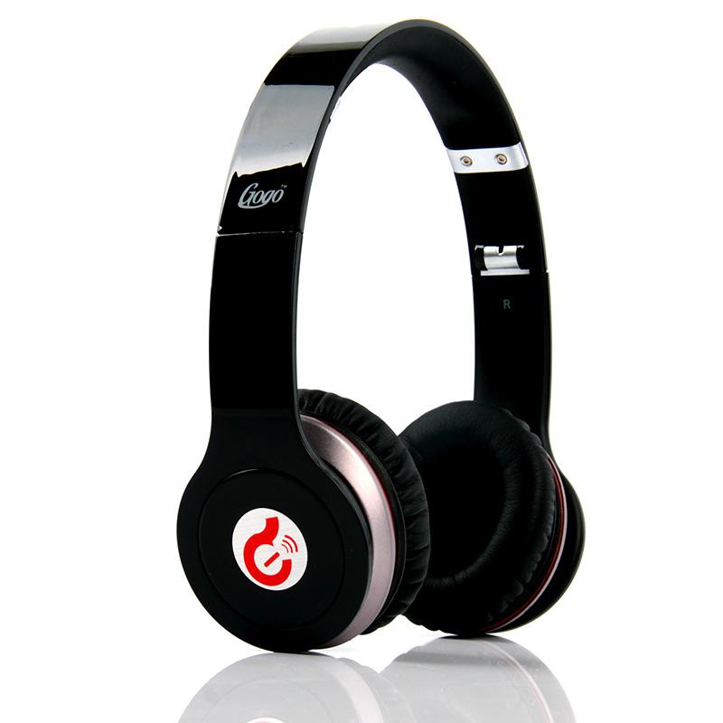 syllable headphones earphones wireless stereo bluetooth headphone folding d. Black Bedroom Furniture Sets. Home Design Ideas