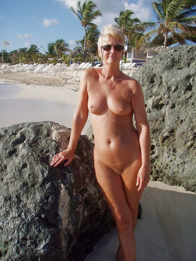 Nudist camp amateur mature huge boobs 5