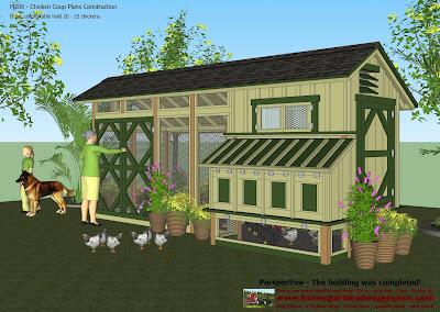 plans chicken coop