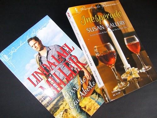 Inesperado - Susan Mallery e Terra do Céu Aberto - Linda Lael Miller