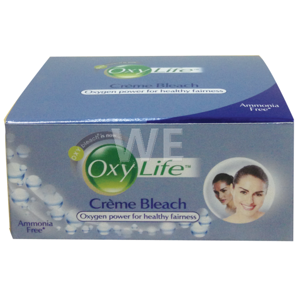 Free Sample OxyLife Creme Bleach