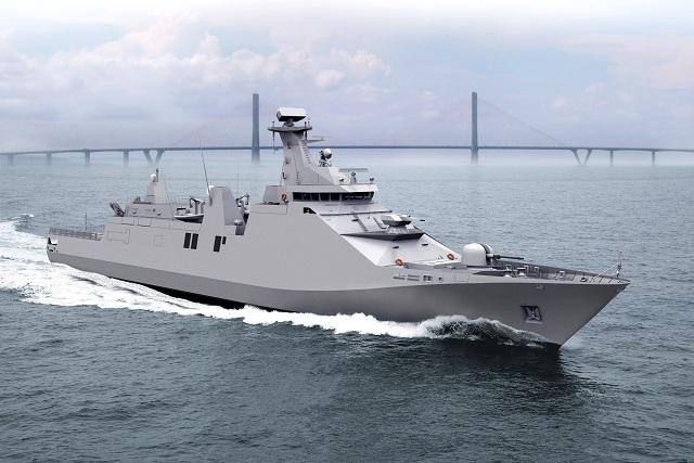 Kapal Perusak Kawal Rudal (PKR) Kedua dari Belanda Memasuki Tahap Kontrak