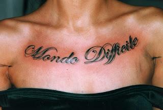 Letras para tattoo