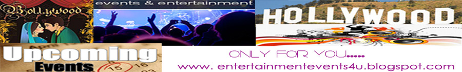 Entertainment Events For You