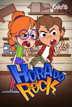 Hora do Rock 1ª Temporada Torrent - WEB-DL 720p Dublado