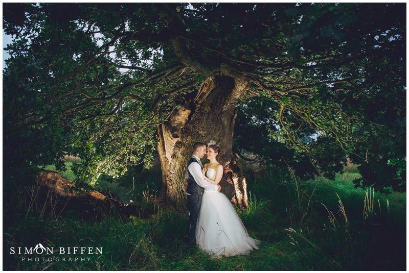 Wedding at Blackthorpe Barn