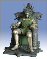 Doctor Doom (Marvel Comics) Character Review - Statue Product